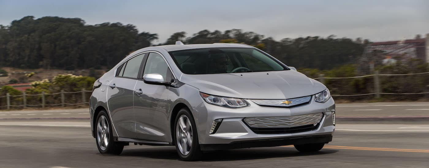 New Chevy Volt Design