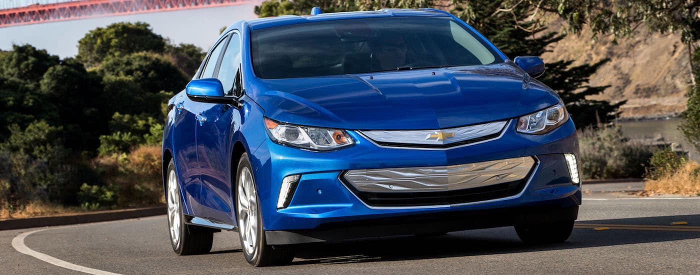 New Chevy Volt Performance