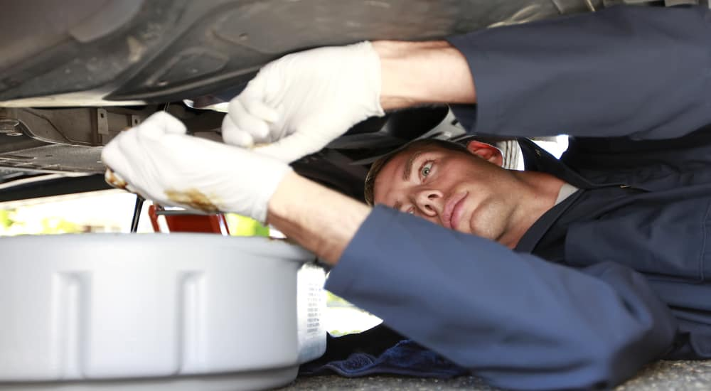 5 Mistakes You Can Make When Changing Your Oil - McCluskey Chevrolet