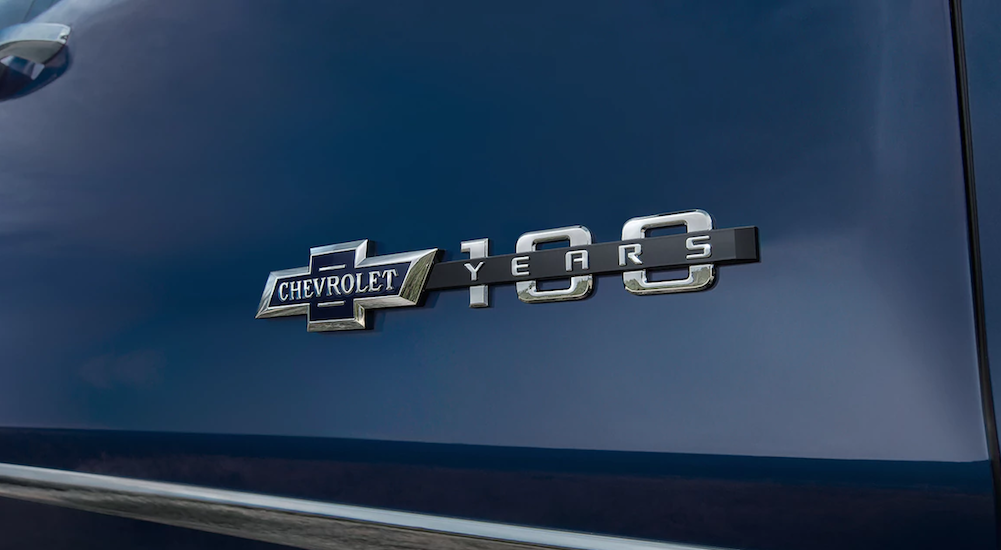 Celebrating 100 Years Of Chevy Trucks