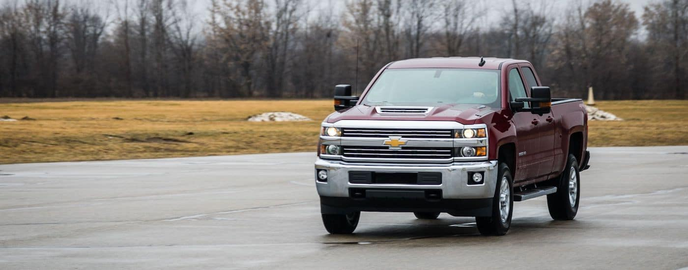 New Chevy Silverado 2500HD Performance