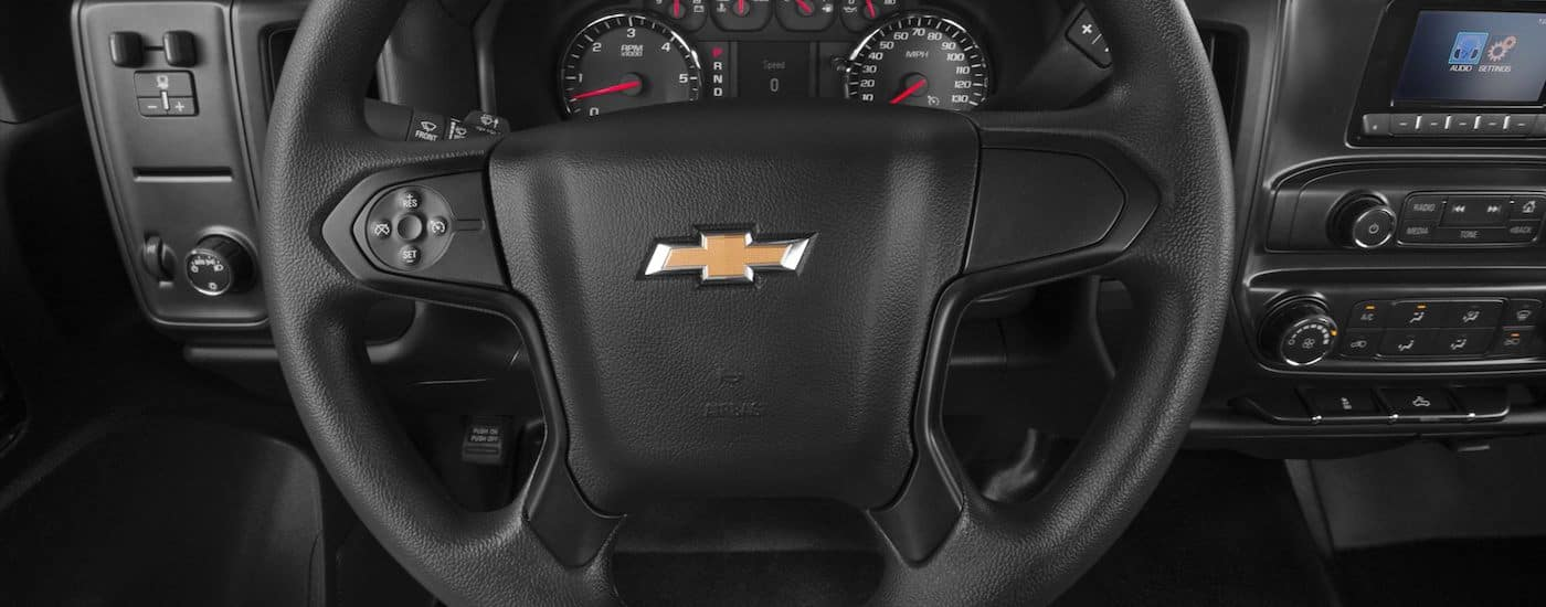 New Chevy Silverado 2500HD Safety