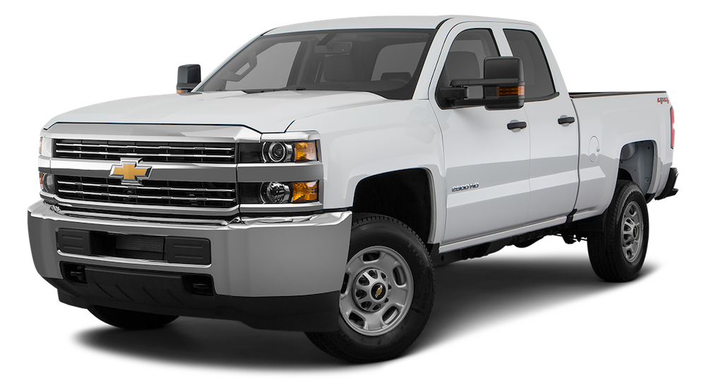 New Chevy Silverado 2500HD
