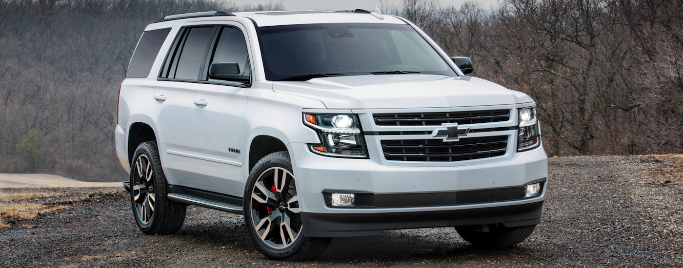 New Chevy Tahoe Exterior