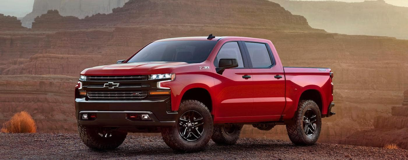 New Chevrolet Silverado Design