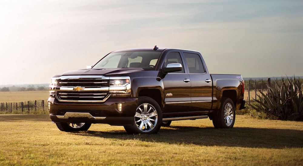 Used truck value