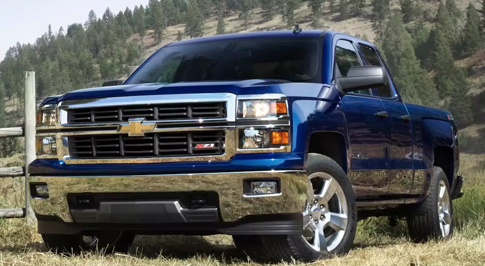 Best Deals On Used Chevy Trucks Mccluskey Chevrolet