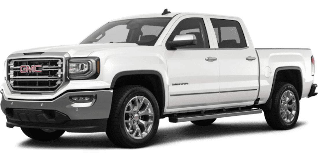 New GMC Sierra