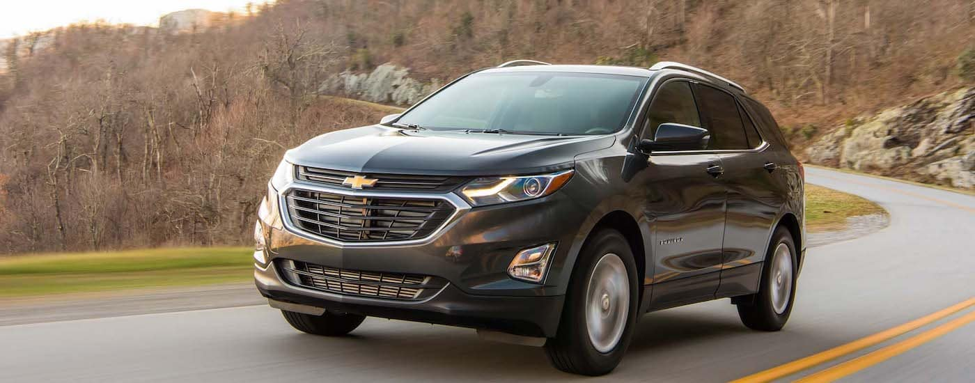 2019 Chevrolet Efficiency Driving