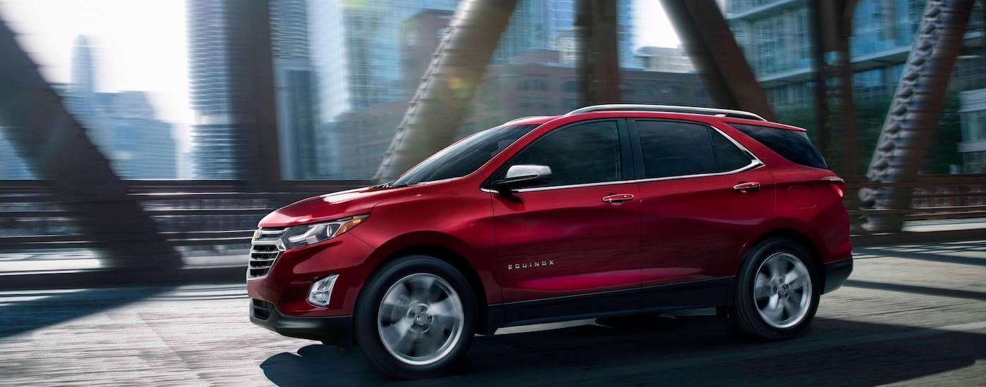 2019 Chevrolet Equinox Technology