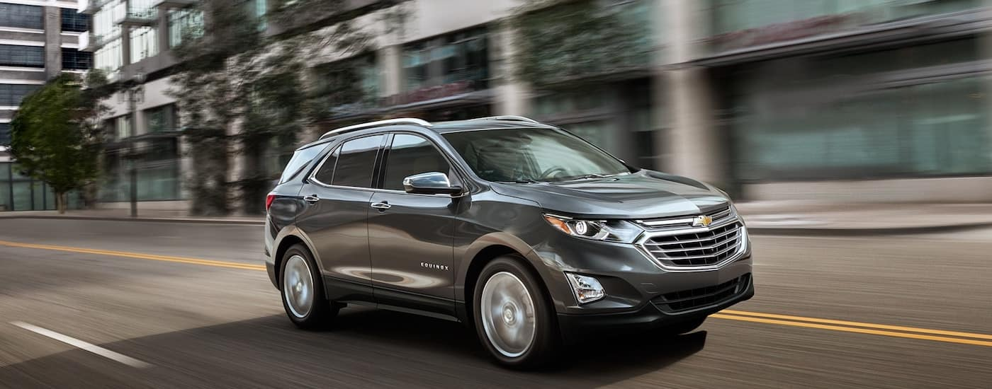 2019 Chevrolet Equinox Trims