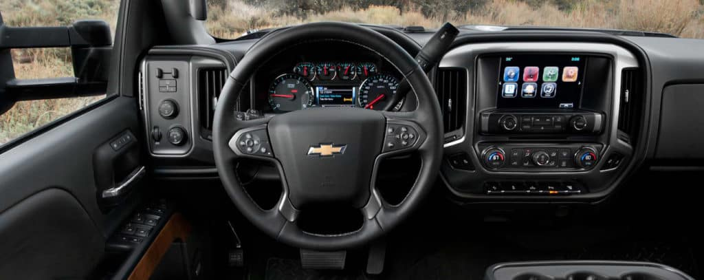 2019 Chevy Silverado 2500HD - McCluskey Chevrolet