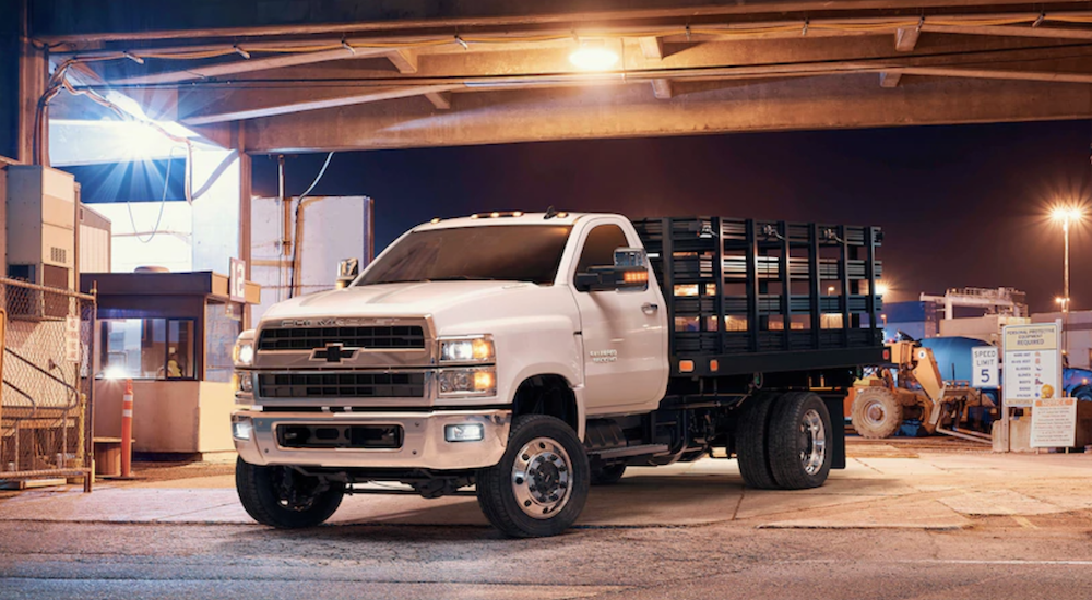 Chevy Work Truck >> Work Trucks For Sale Cincinnati Mccluskey Chevrolet