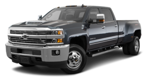 Black 2019 Chevy Silverado 3500HD