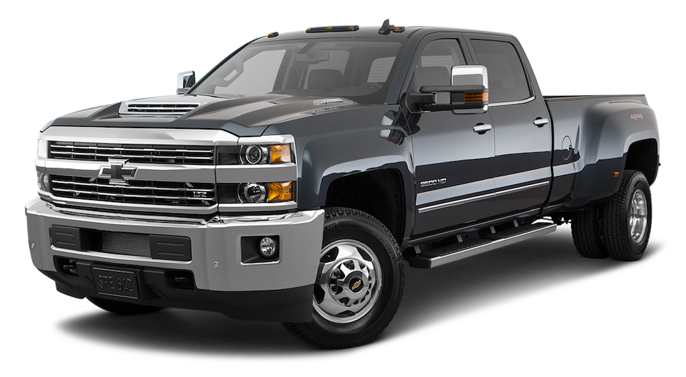 2019 Chevy Silverado 3500hd Mccluskey Chevrolet