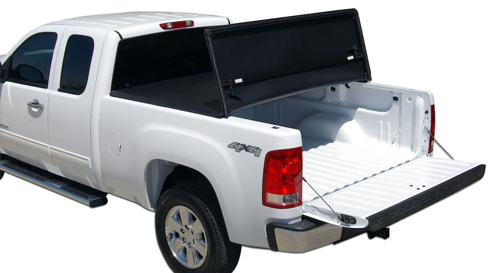 Tonneau Cover Mccluskey Chevrolet