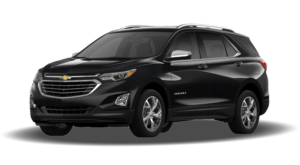 2019 Black Chevy Equinox