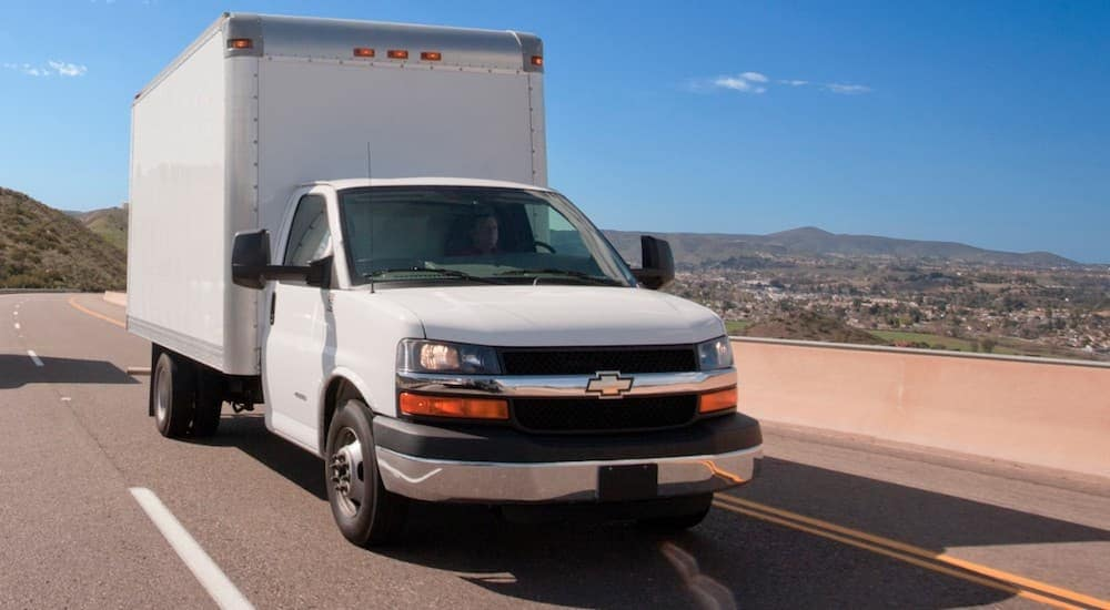 GM Ramps Up Heavy Duty And Box Truck Production - McCluskey Chevrolet