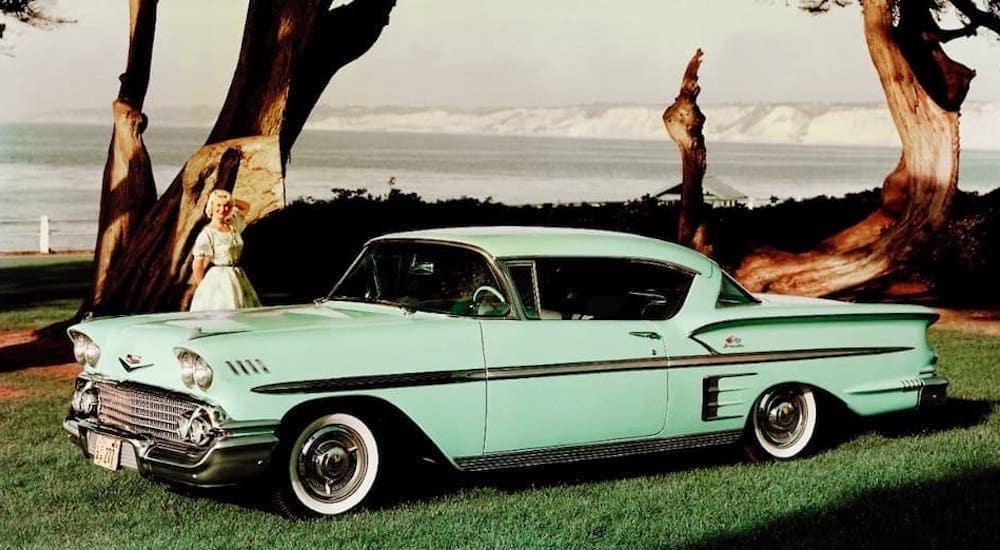 A Brief History of the Chevy Impala - Cincinnati, OH ...
