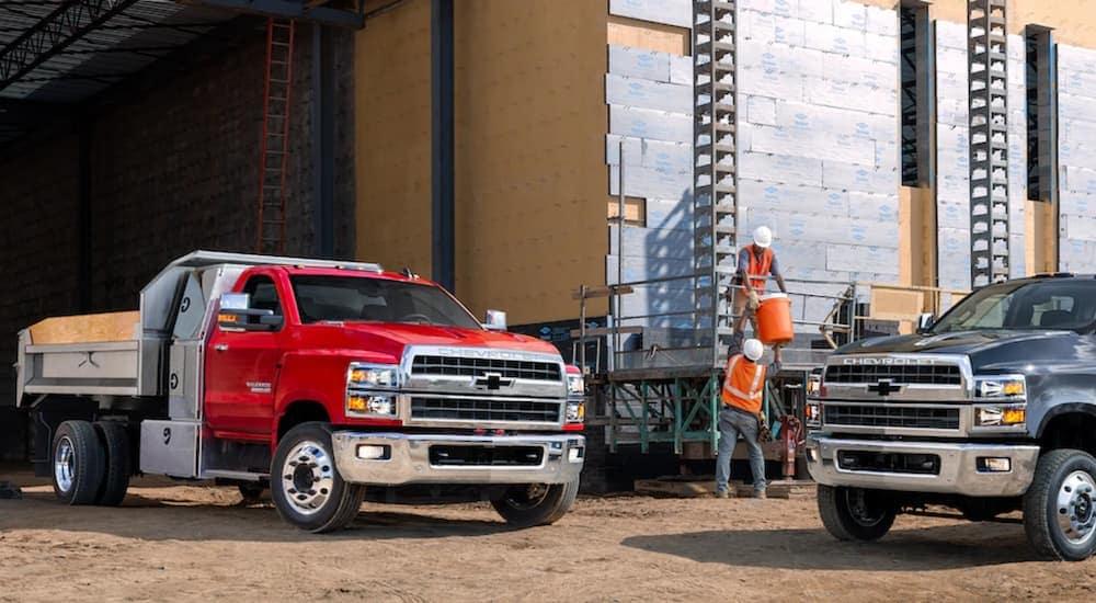 5 Jobs Made Easier by Using a Dump Truck - Cincinnati, OH
