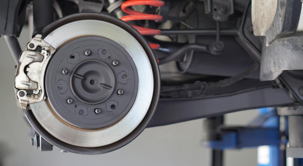 Brake Service Near Me >> All About Brake Service Mccluskey Chevrolet