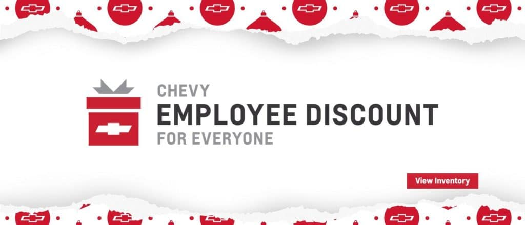 Chevy_Employee_Discount_For_Everyone