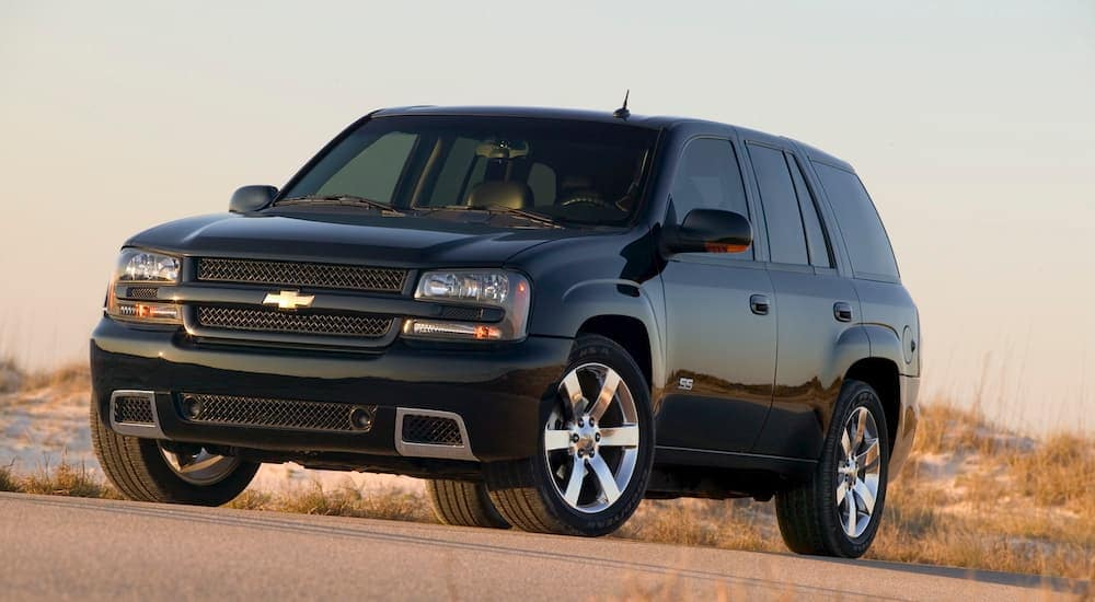 What Has Two Decades Done to the Trailblazer?
