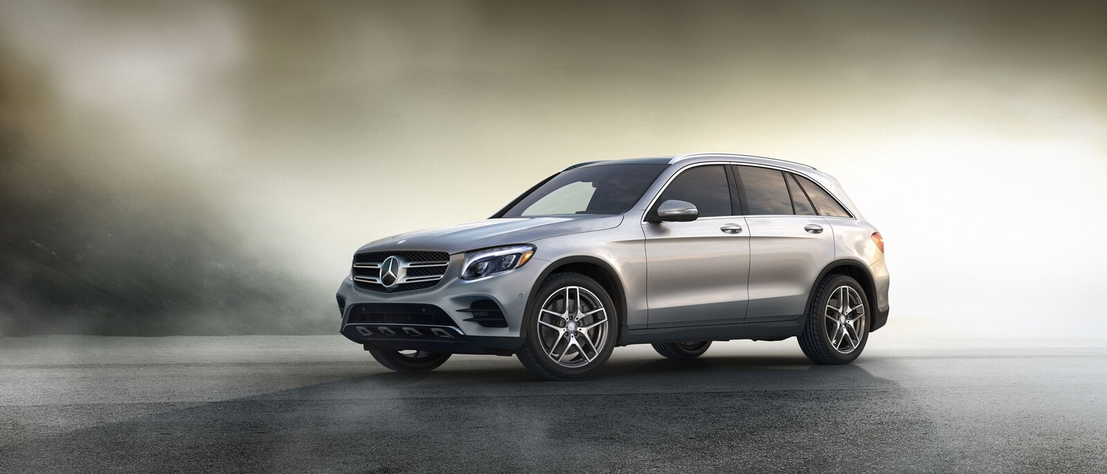2017 Mercedes-Benz GLC side view light exterior model