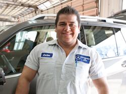 Carlos Solorio-Benitez