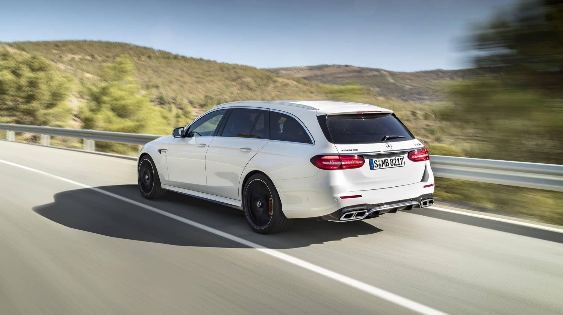 2018 mercedes amg e 63 s wagon mercedes benz of austin for Mercedes benz remote start app