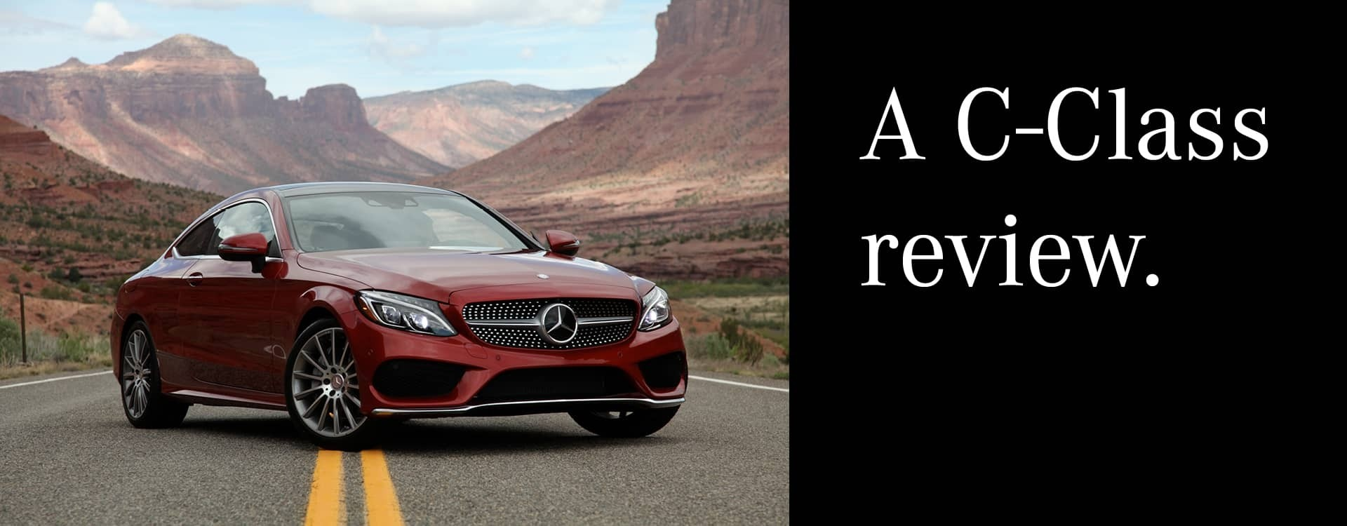 A c class review mercedes benz of austin for Mercedes benz of austin austin tx