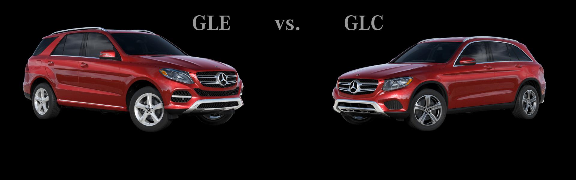 gle versus glc