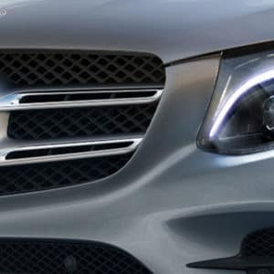 mercedes-benz glc front grille