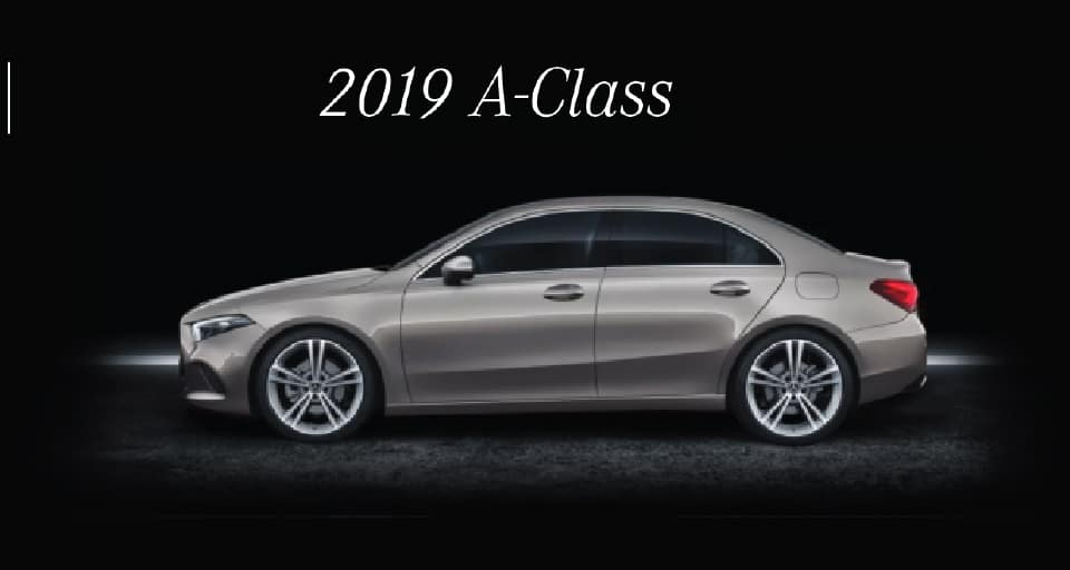 2019 Mercedes-Benz A-Class AMG