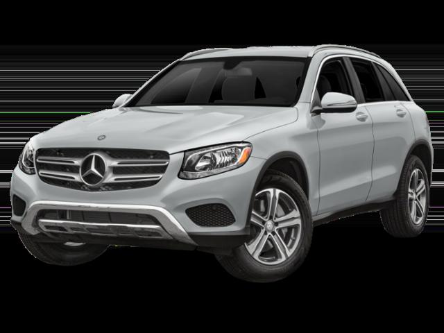 Silver 2019 GLC 300