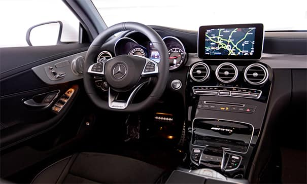 Mercedes-Benz Certification Interior