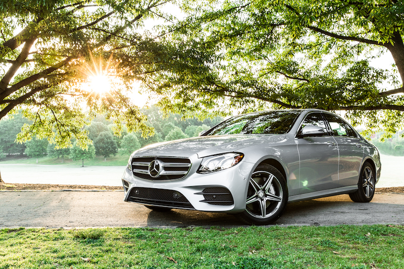 2017 e class premiere mercedes benz of midlothian for Mercedes benz midlothian service