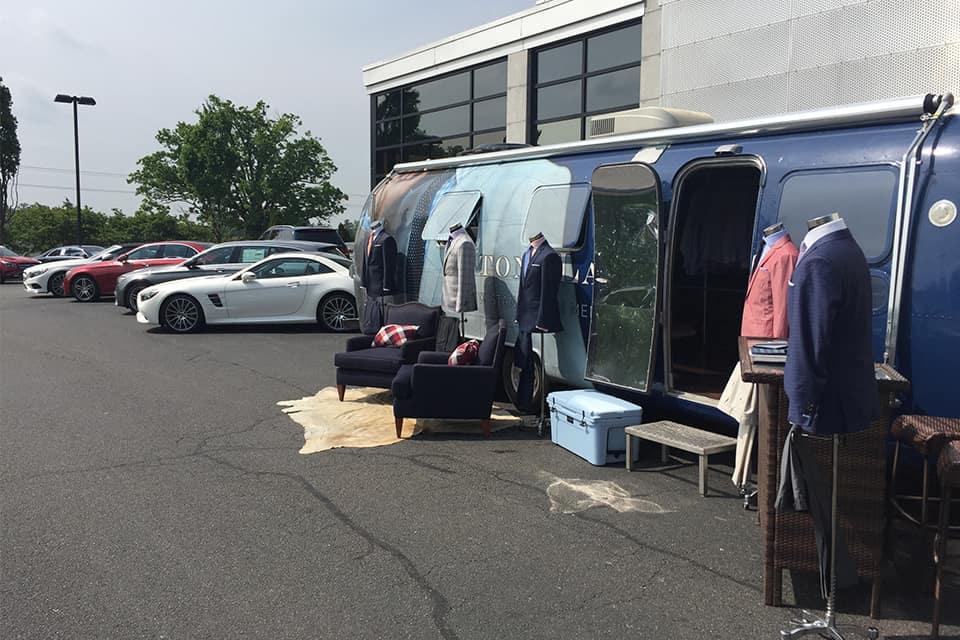 Mercedes-Benz of Midlothian partners with Alton Lane