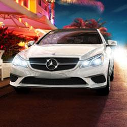 Luxury auto dealer in california mercedes benz of palm for Mercedes benz dealer in bakersfield ca