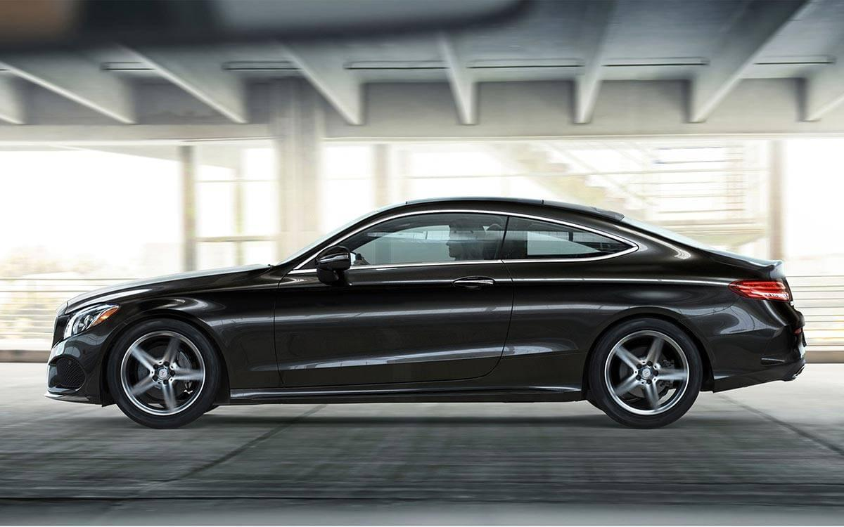 C-Class c300 coupe sport