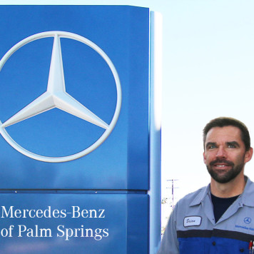Meet our staff mercedes benz of palm springs for Mercedes benz of palm springs