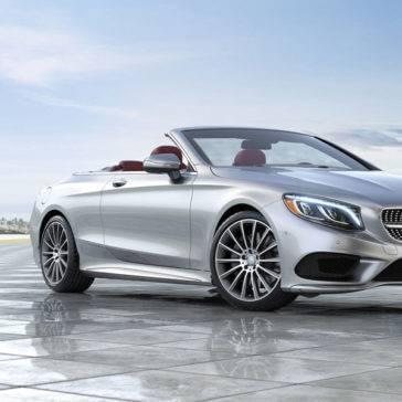 2017 S-Class cabriolet