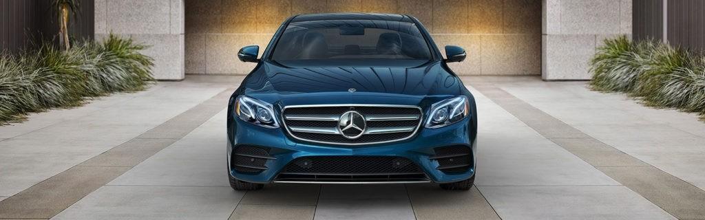 2018 Mercedes-Benz E SEDAN