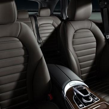 2018 Mercedes-Benz GLC 300 sseats