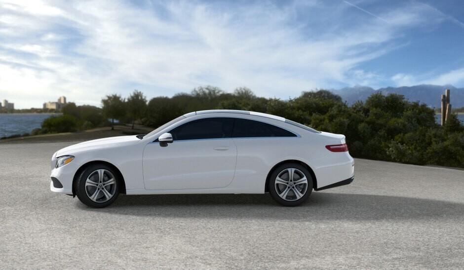 2018 Mercedes-Benz E-Class profile