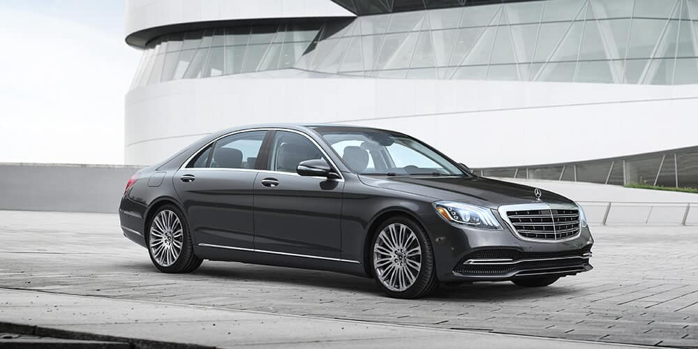 2018 Mercedes-Benz S-Class profile view