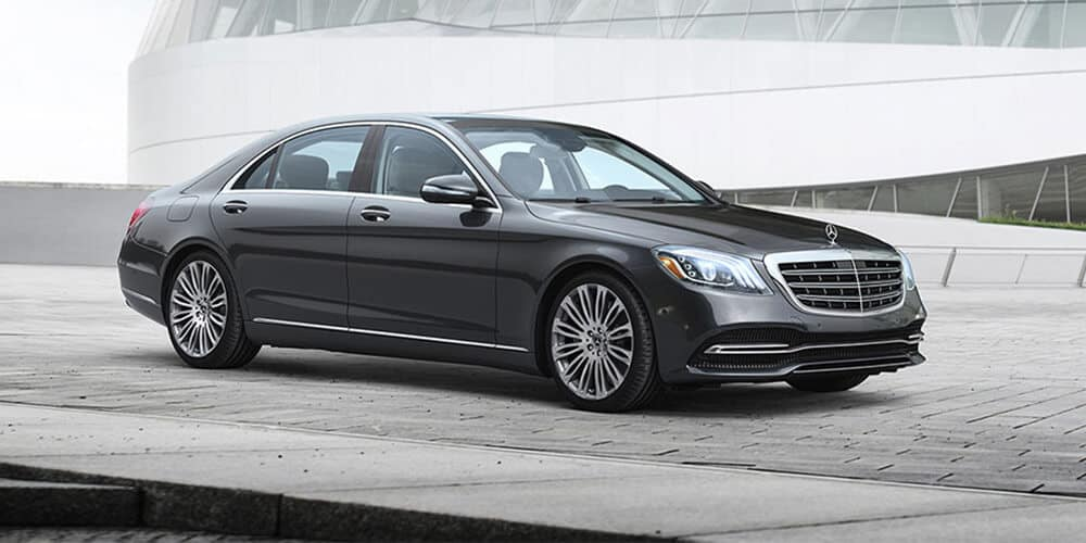 2018 Mercedes-Benz S-Class side view