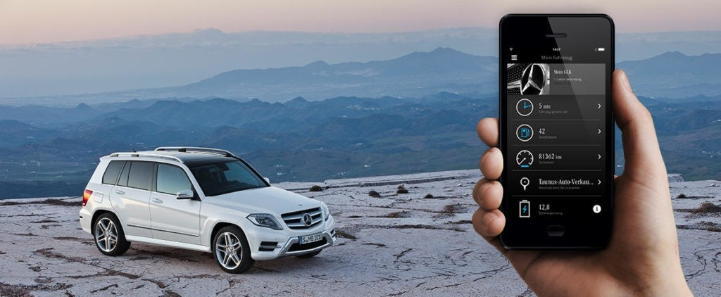 Mercedes-Benz mbrace® Technology | Mercedes-Benz of Palm Springs