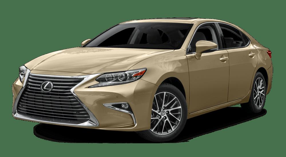 2018 Lexus ES 350 FWD