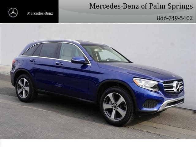 Certified Pre-Owned 2018 Mercedes-Benz GLC 300 SUV